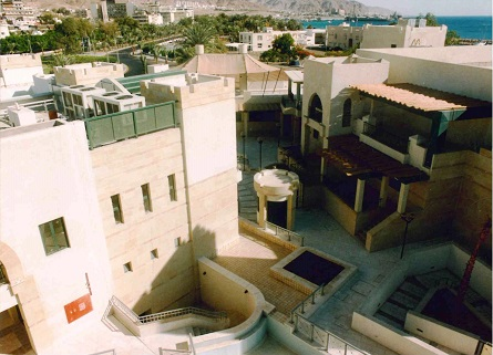 Aqaba Entertainment Plaza Centre