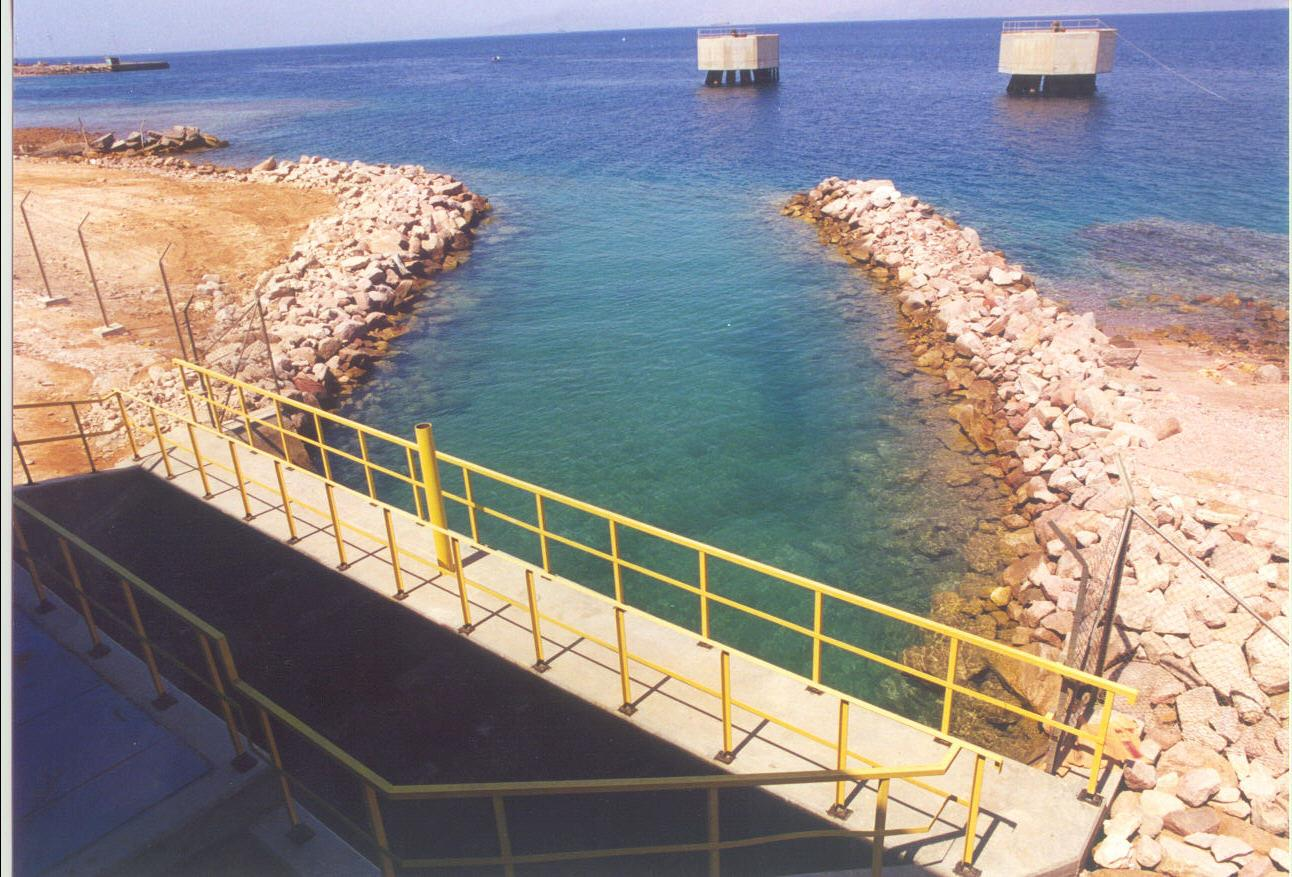 Sea Water Intake and F.F.Pump House for ASPIP/Aqaba
