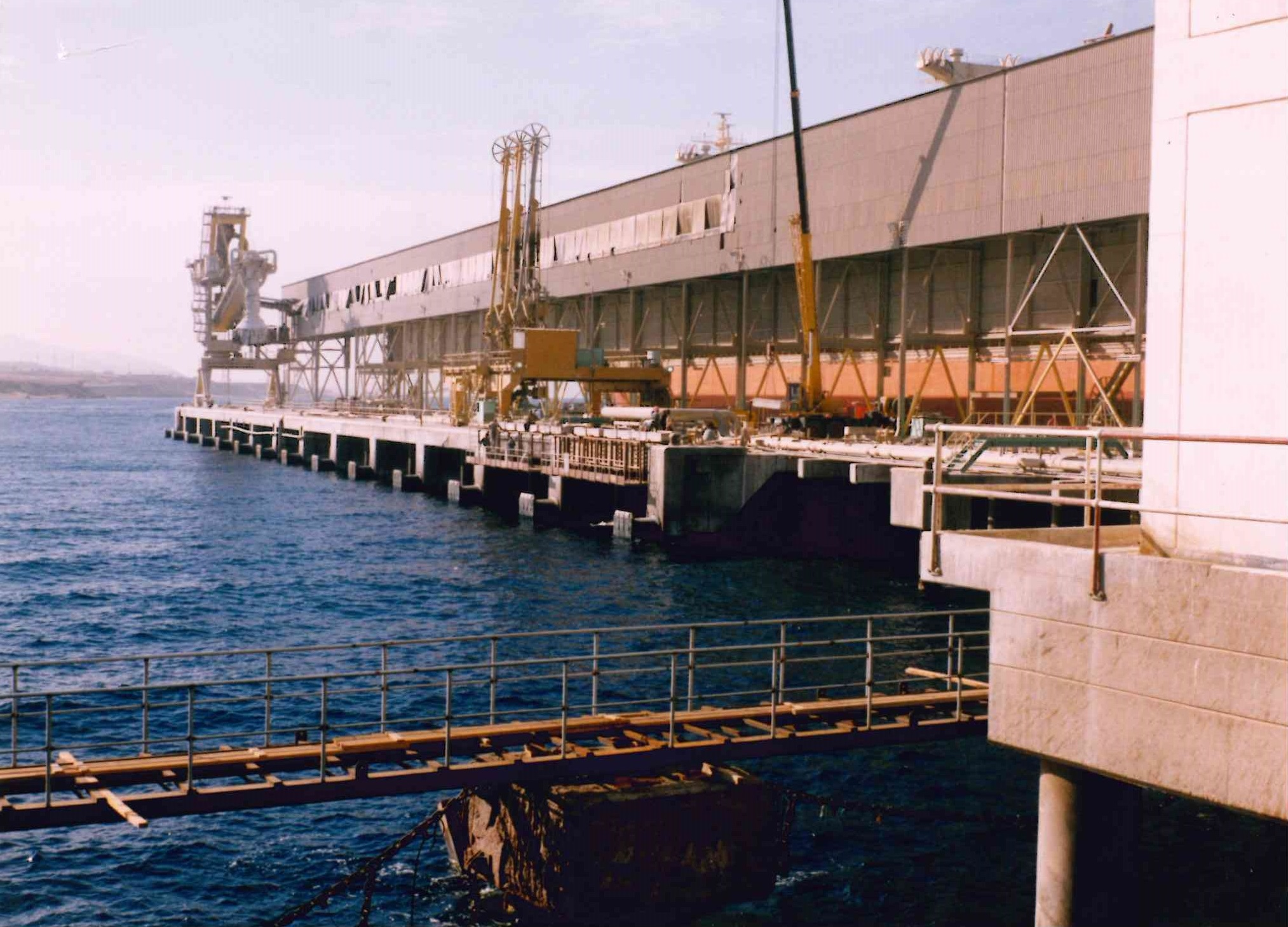 JFI Industrial Jetty