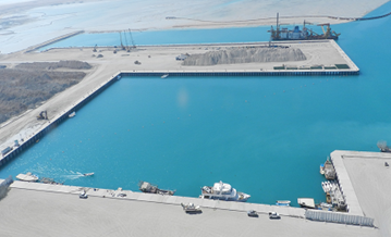 DEVELOPMENT OF AL RUWAIS PORT & CHANNEL INCLUDING THE FOLLOWING PROJECT PACKAGES: Package 1. AL-Ruwais Port Basins, Services and  Approach Channel / Package 2. Marine Facilities for Fishing Harbour /Package 3. Miscellaneous Building