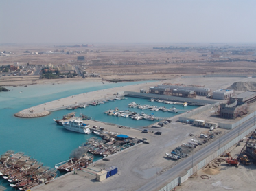 Development Of Al Ruwais Port Amp Channel